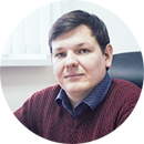 Production Controller Maxim Korolev