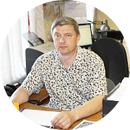 Consultant Engineer, cryogenic equipment sales Project manager Andrey Khanaev