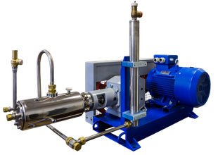 Remote cryogenic pumps and units